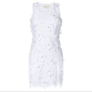 🎀NWT🎀 Michael Kors White floral lace